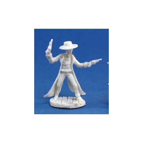 Reaper Bones Chronoscope Deadeye Slim Miniature - Pastime Sports & Games