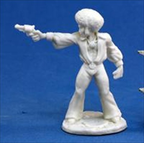 "Reaper Bones Chronoscope ""Horace Action"" Jackson Miniature - Pastime Sports & Games"