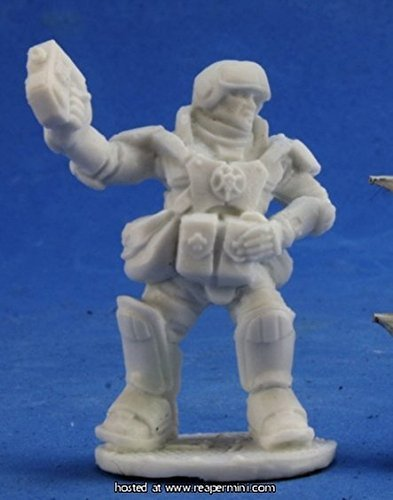 Reaper Bones Chronoscope IMEF2 Miniature - Pastime Sports & Games