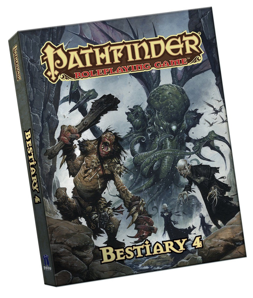 Pathfinder Roleplaying Game Bestiary 4 - Pastime Sports & Games