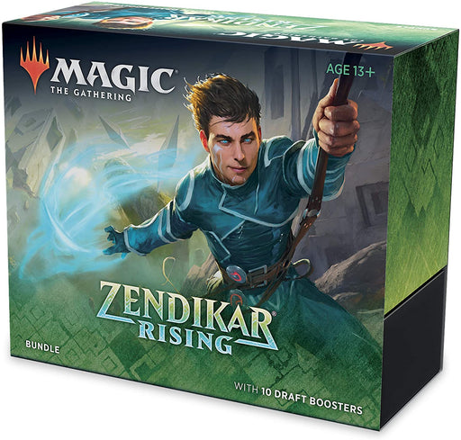 Magic The Gathering Zendikar Rising Bundle - Pastime Sports & Games