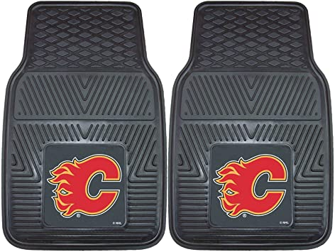 Calgary Flames Car Mat - Pastime Sports & Games