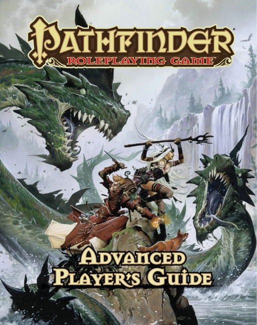 Pathfinder Roleplaying Game Advanced Player's Guide - Pastime Sports & Games