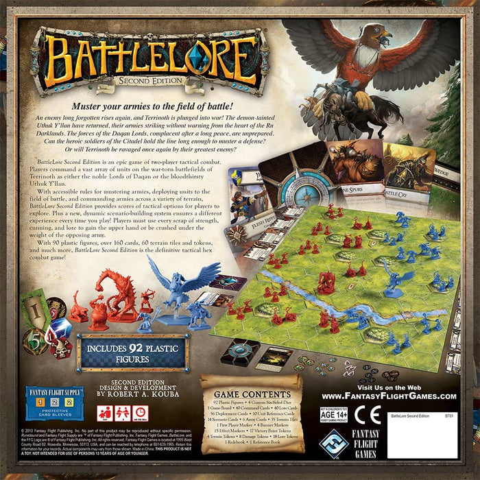 Battlelore Second Edition - Pastime Sports & Games
