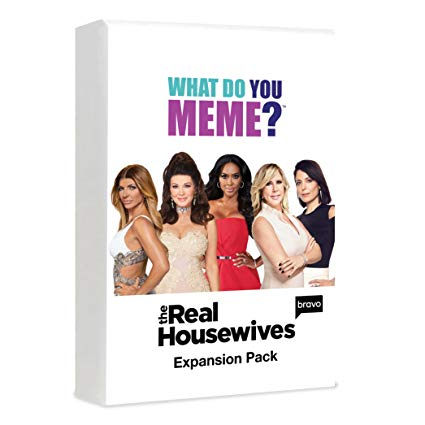 What Do You Meme?: The Real Housewives Pack - Pastime Sports & Games