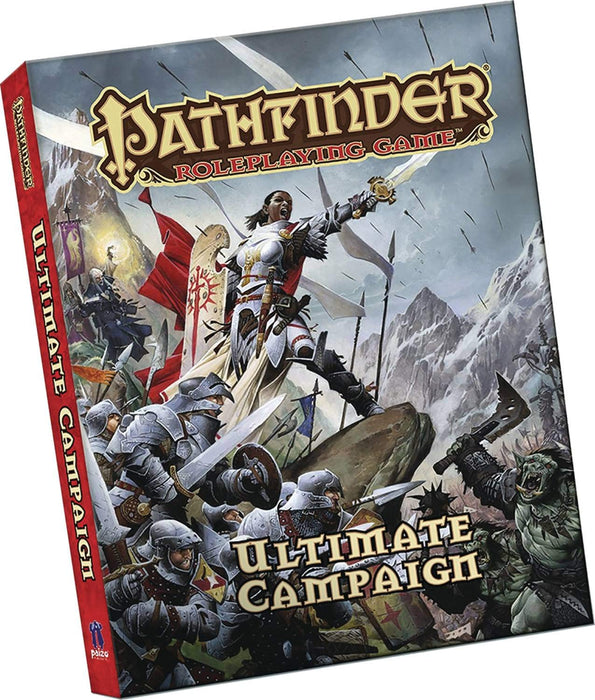 Pathfinder Ultimate Campaign Pocket Edition - Pastime Sports & Games