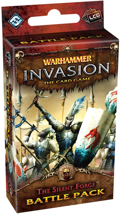 Warhammer Invasion The Enemy Cycle Battle Pack - Pastime Sports & Games