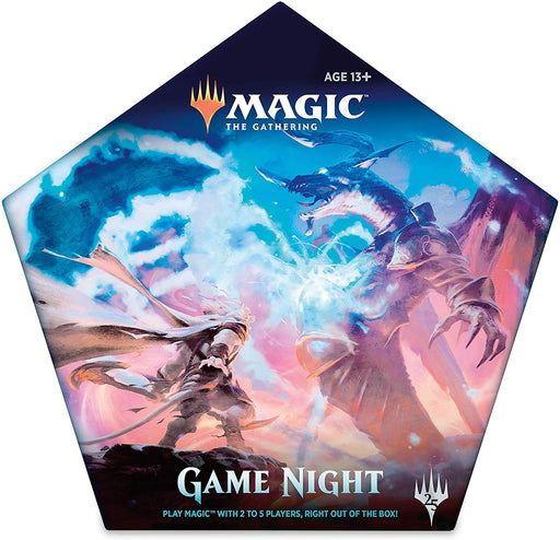 Magic The Gathering Game Night - Pastime Sports & Games