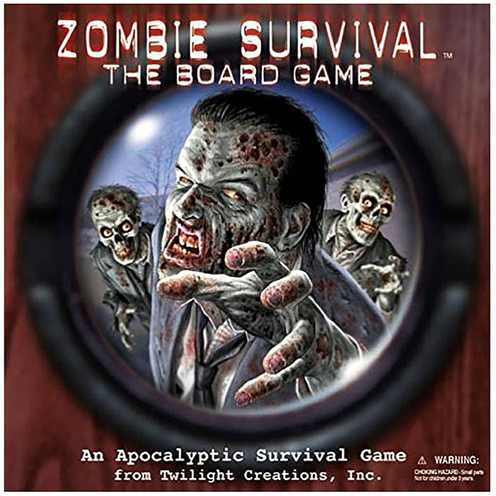 The Zombie Survival Game - Pastime Sports & Games
