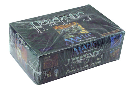 Magic The Gathering Homelands Booster - Pastime Sports & Games
