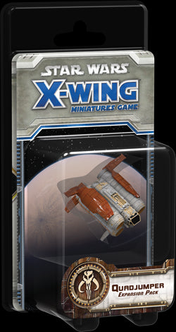 Star Wars: X-Wing - Quadjumper Expansion - Pastime Sports & Games