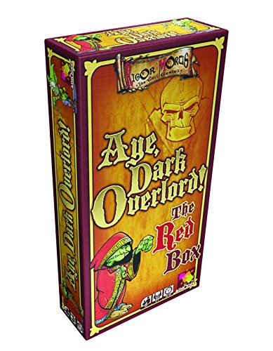 Aye, Dark Overlord! The Red Box - Pastime Sports & Games
