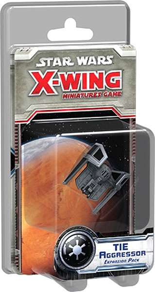 Star Wars: X-Wing - TIE Aggressor - Pastime Sports & Games