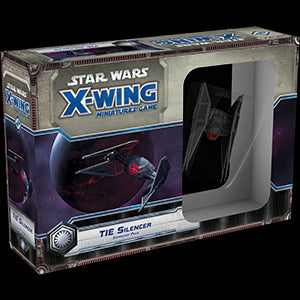Star Wars: X-Wing - TIE Silencer Expansion - Pastime Sports & Games