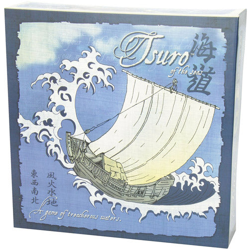 Tsuro of the Seas - Pastime Sports & Games
