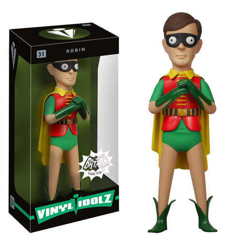 Funko 6019 Vinyl Idolz 1966 Batman Robin - Pastime Sports & Games