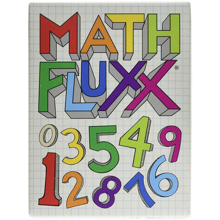 Math Fluxx - Pastime Sports & Games