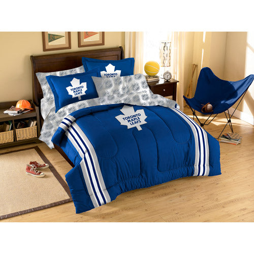 NHL Applique 3-piece Bedding Comforter S - Pastime Sports & Games