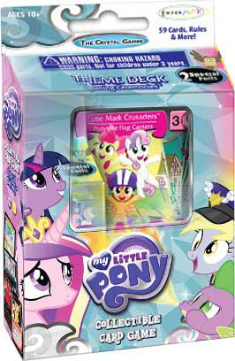 My Little Pony Friendship is Magic Opening Ceremony Theme Deck - Pastime Sports & Games