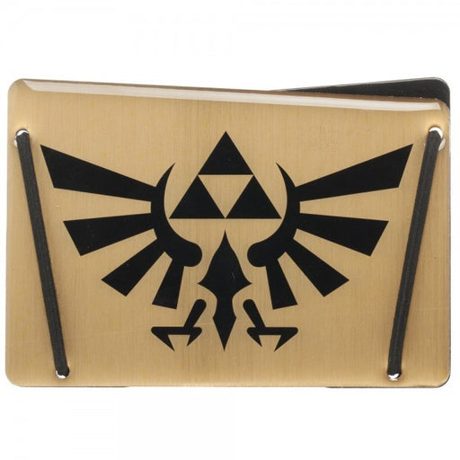 Card Wallet - Nintendo - Zelda New Toys Licensed mw3h1sntn
