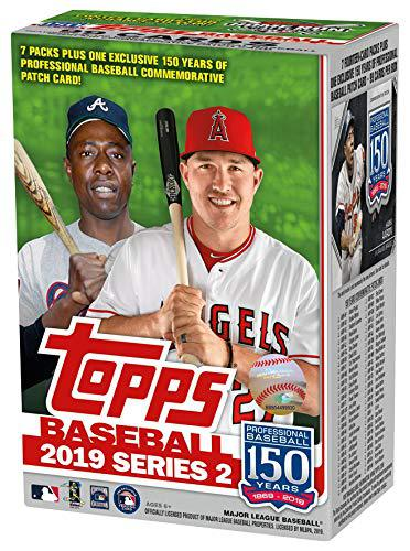 2019 Topps Baseball Series Two Blaster Box - Pastime Sports & Games