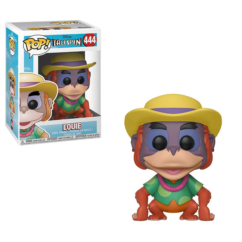 Funko Pop! Disney TaleSpin Louie #444 - Pastime Sports & Games