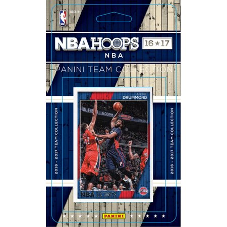 2016/17 Panini NBA Hoops Raptors Team Set - Pastime Sports & Games