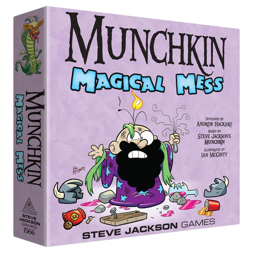 Munchkin Magical Mess - Pastime Sports & Games