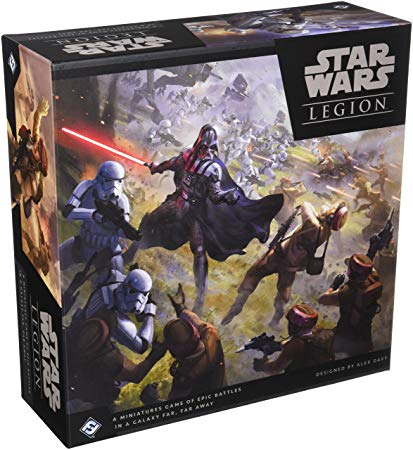 Star Wars Legion Main Game & Expansion - Pastime Sports & Games