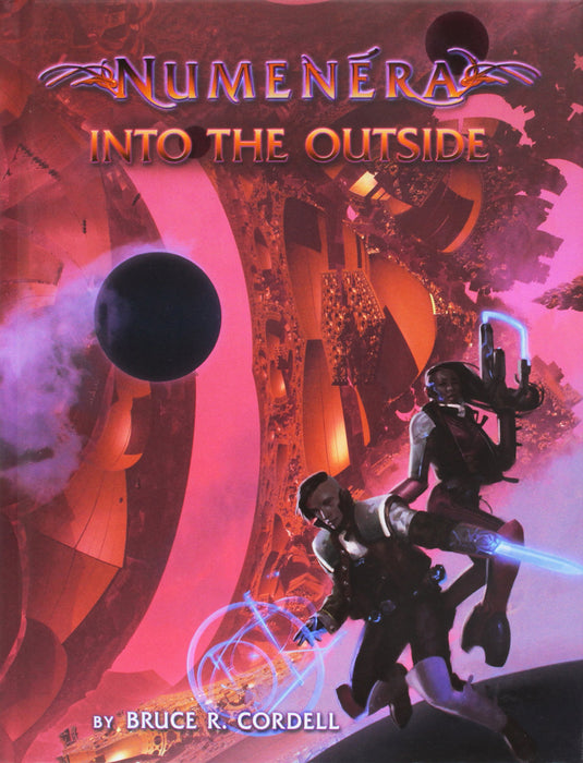 Numenera Into The Outside - Pastime Sports & Games