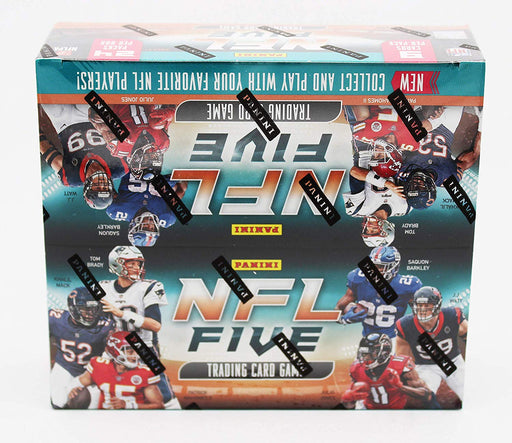 2019 Panini NFL Five Football Booster - Pastime Sports & Games