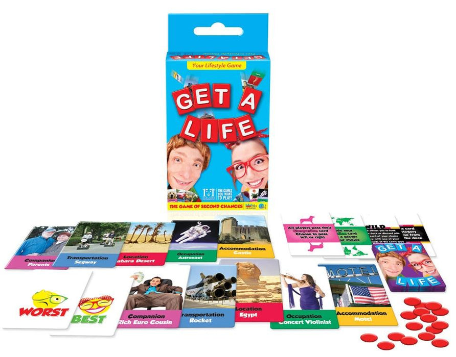 Get A Life - Pastime Sports & Games