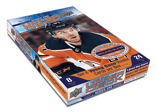 2020/21 Upper Deck Series One Hockey Hobby - Pastime Sports & Games