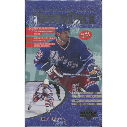 1996/97 Upper Deck Series Two Hockey Hobby Box - Pastime Sports & Games