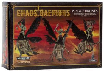 Warhammer 40,000/Age Of Sigmar Plague Drones (97-21) - Pastime Sports & Games