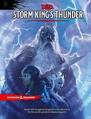 Dungeons & Dragons Storm King's Thunder - Pastime Sports & Games