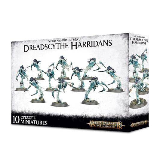 Warhammer Age Of Sigmar Nighthaunt Dreadscythe Harridans (91-28) - Pastime Sports & Games