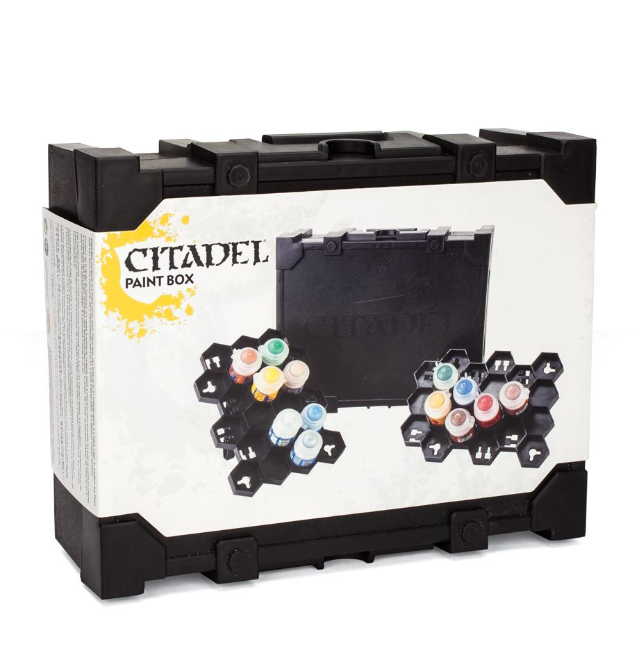 Citadel Paint Box (60-67) - Pastime Sports & Games