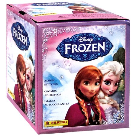 Panini Disney Frozen Sticker - Pastime Sports & Games
