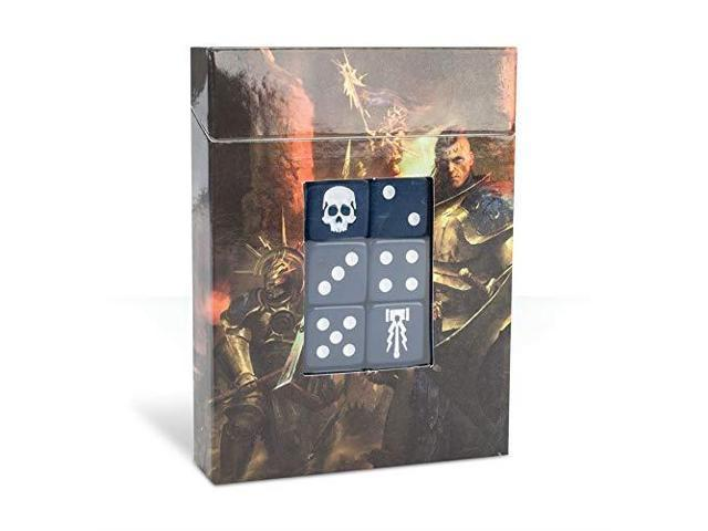 Warhammer Age Of Sigmar Stormcast Eternals Dice (66-77) - Pastime Sports & Games