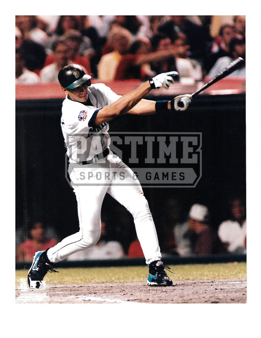 Alex Rodriguez 8X10 Seattle Mariners (Swinging Bat) - Pastime Sports & Games
