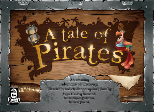 A Tale Of Pirates - Pastime Sports & Games