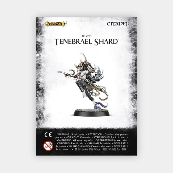 Warhammer Age Of Sigmar: Aelves Tenebrael Shard (92-18) - Pastime Sports & Games