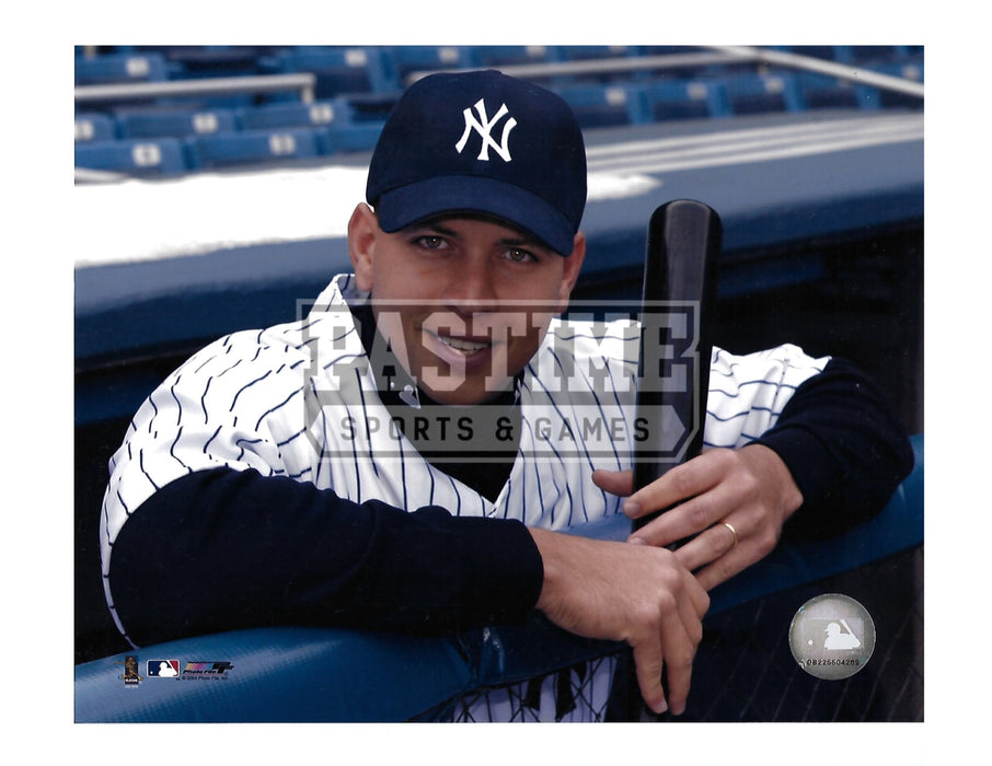Alex Rodrigues 8X10 New York Yankees (Posing) - Pastime Sports & Games