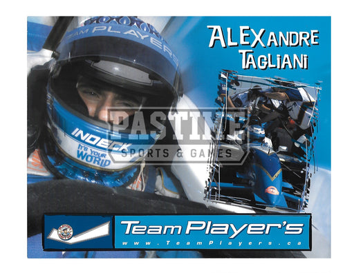 Alexandre Tagliani 8X10 Racing (Photo Montage) - Pastime Sports & Games