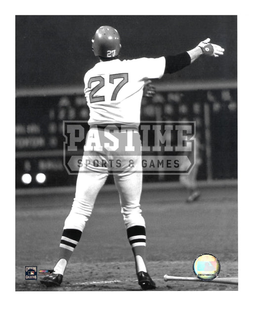 Carleton Fisk 8X10 Boston Red Socks (Hand Motion) - Pastime Sports & Games