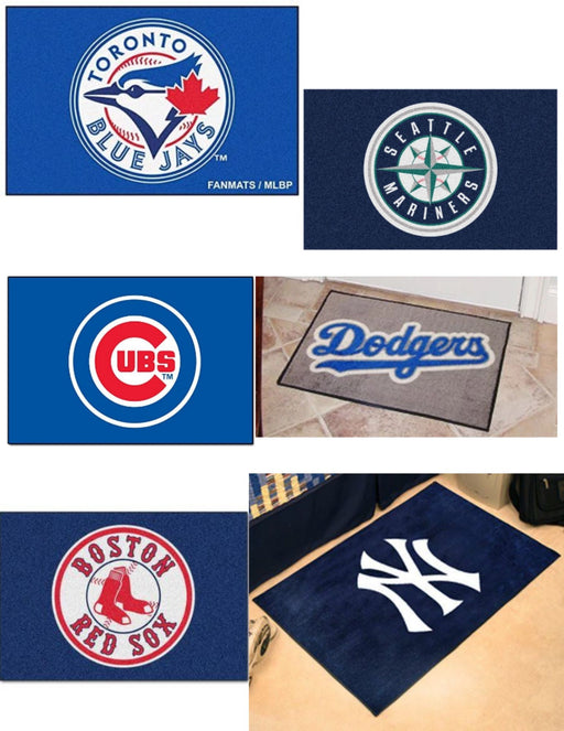 MLB Fanmats - Pastime Sports & Games