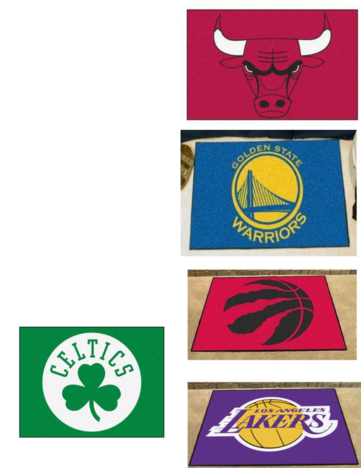 NBA Fanmats - Pastime Sports & Games