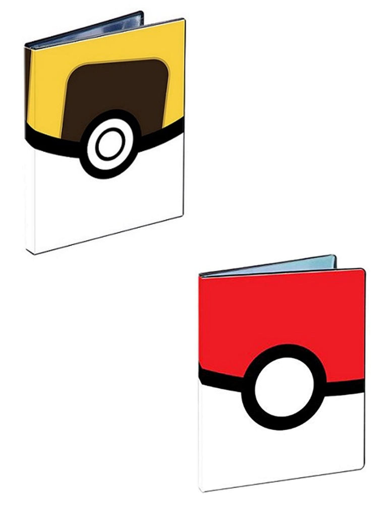 Pokemon Ultra Ball 9-Pocket Portfolio - Pastime Sports & Games