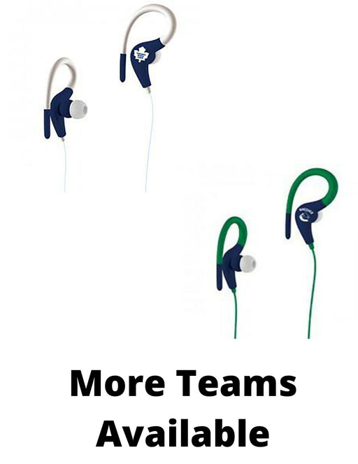 NHL Active Sports Earphones - Pastime Sports & Games